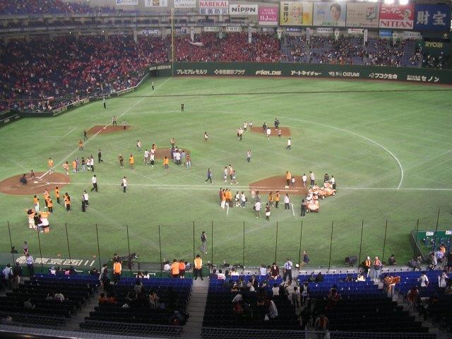 11/11(日)19時 日米野球 侍ジャパンvsMLBオールスター(東京ドーム)の画像