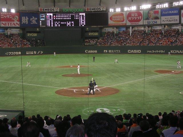 11/8(木)18時 日米野球 巨人vsMLBオールスターチーム(東京ドーム)の画像