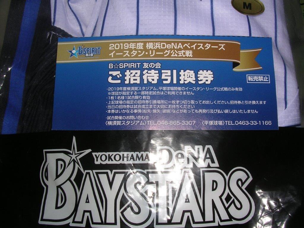 イースタン・リーグ公式戦 横浜DeNAベイスターズ 横須賀スタジアム・平塚球場の画像