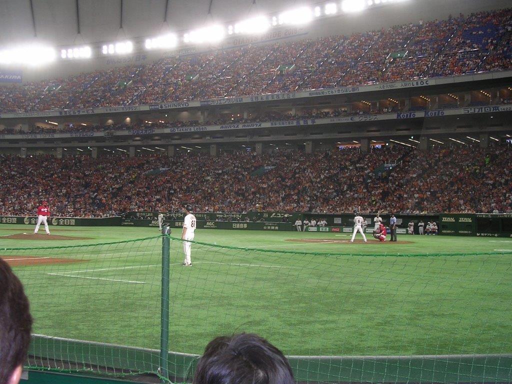 11/15(金)12時 WBSC プレミア12 Game27 アメリカ対台湾 東京ドームの画像