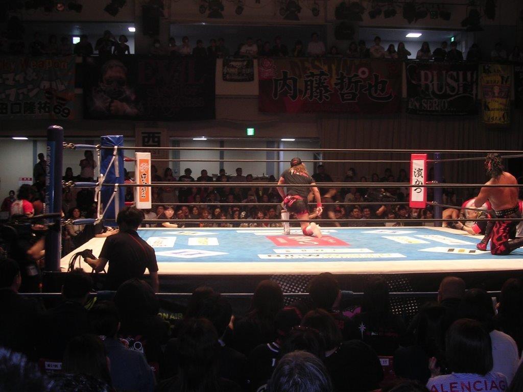 10・16(水)18時30分 新日本プロレス 後楽園ホール SUPER Jr. TAG LEAGUE 2019 開幕戦の画像