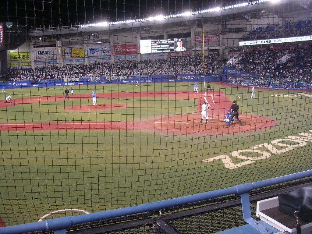11/11(月)19時 WBSC プレミア12 Game20 ZOZOマリンスタジアム 侍ジャパンがスーパーラウンドに進出した場合は日本代表の試合の画像