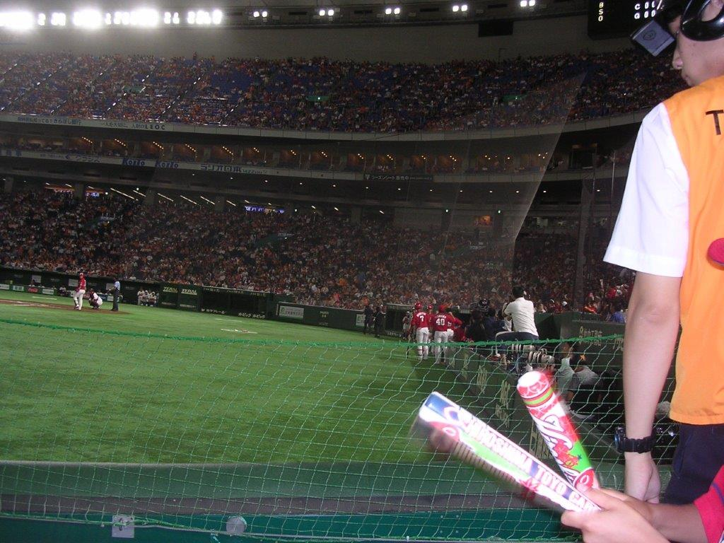 11/11(月)19時 WBSC プレミア12 Game21 韓国対アメリカ 東京ドームの画像