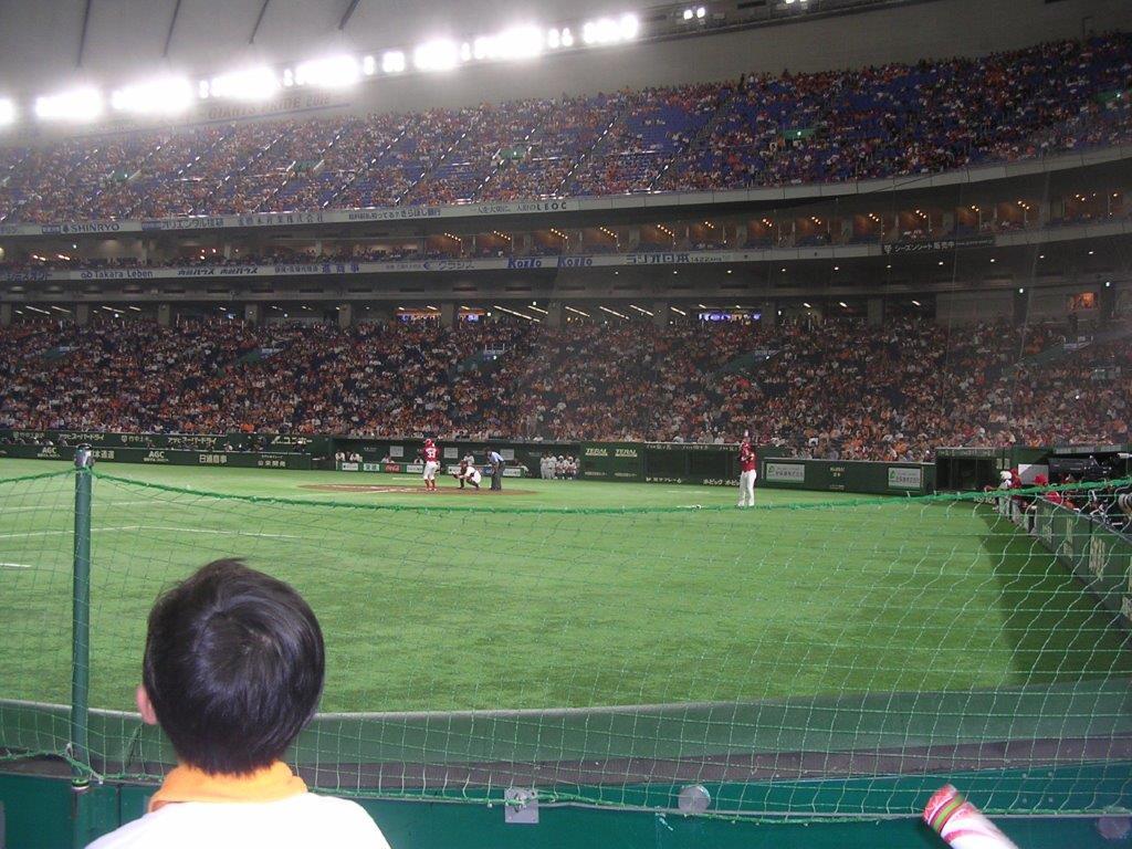 11/12(火)12時 WBSC プレミア12 Game22 メキシコ対オーストラリア 東京ドームの画像