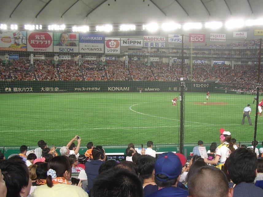 開幕延期 4/19(日)14時 巨人対広島 東京ドーム 2020年セ・リーグ公式戦の画像