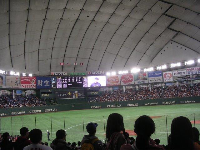 5/3(日)14時 巨人対広島 東京ドーム 2020年セ・リーグ公式戦の画像