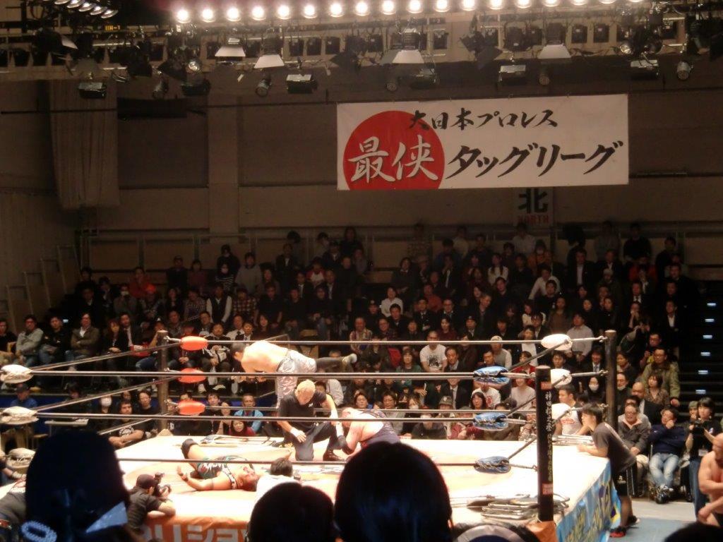 9・14(月)18時30分 大日本プロレス 後楽園ホール 限定713人興行の画像